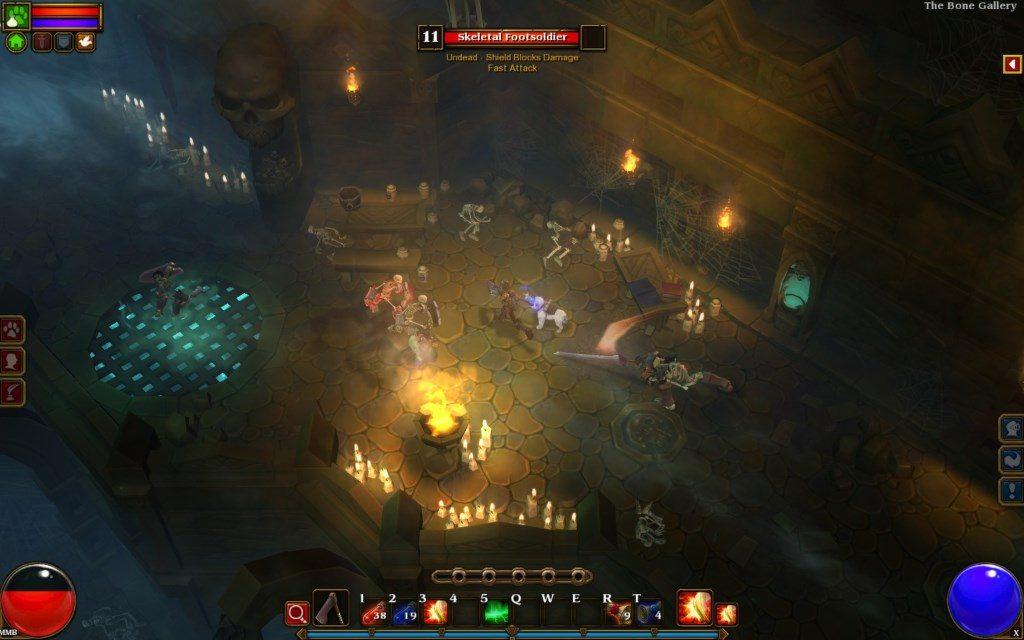 Torchlight 2 Screenshot Dungeon