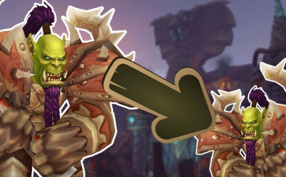 WoW Orcs werden kleiner LEvel Squish Titel
