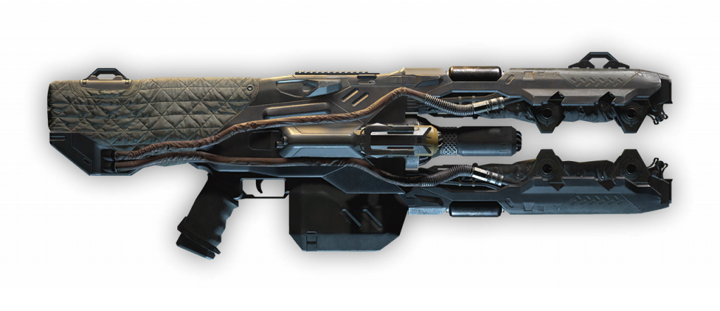 Anthem Datamining Beam Rifle