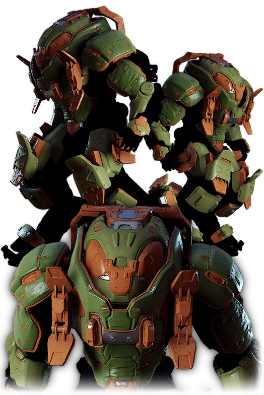 Anthem Datamining Colossus Bombardier