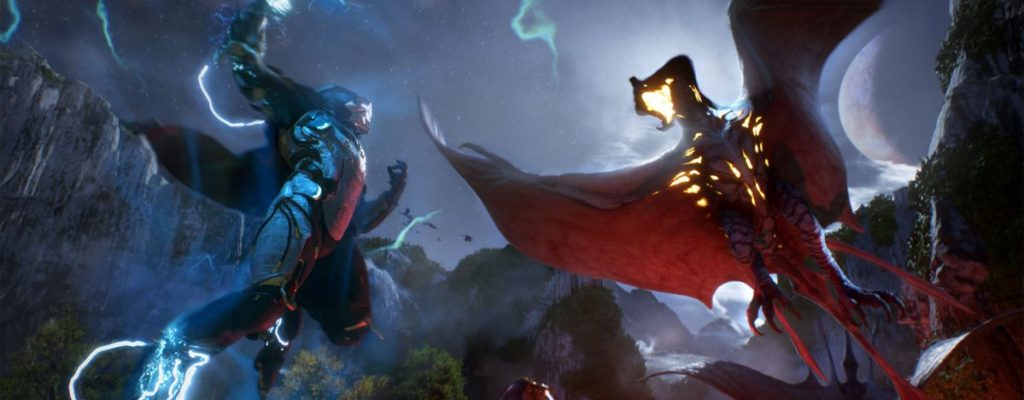 """BioWare: """"Wir stehen weiter hinter Anthem"""", kümmert sich nun aber um Dragon Age"""