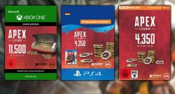 Apex Legends Coins im Angebot bei Amazon