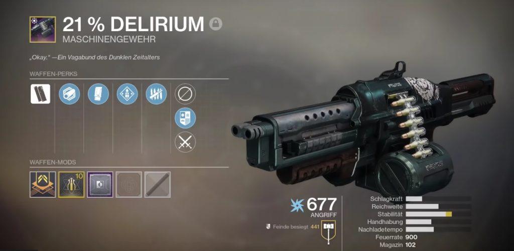 delirium destiny 2