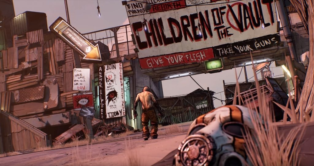 borderlands 3 children of the vault