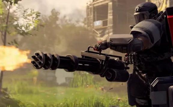 division-2-black-tusk-maschinengewehr
