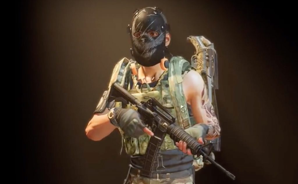 division 2 demon mask
