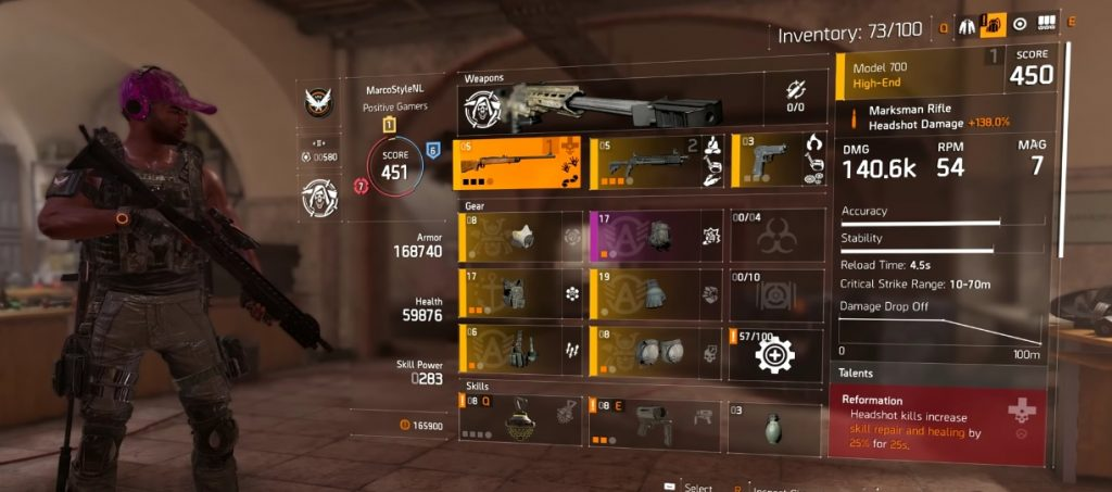 division-2-pvp-build