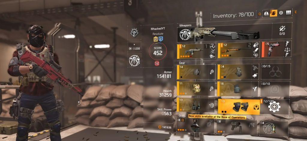 division dps build