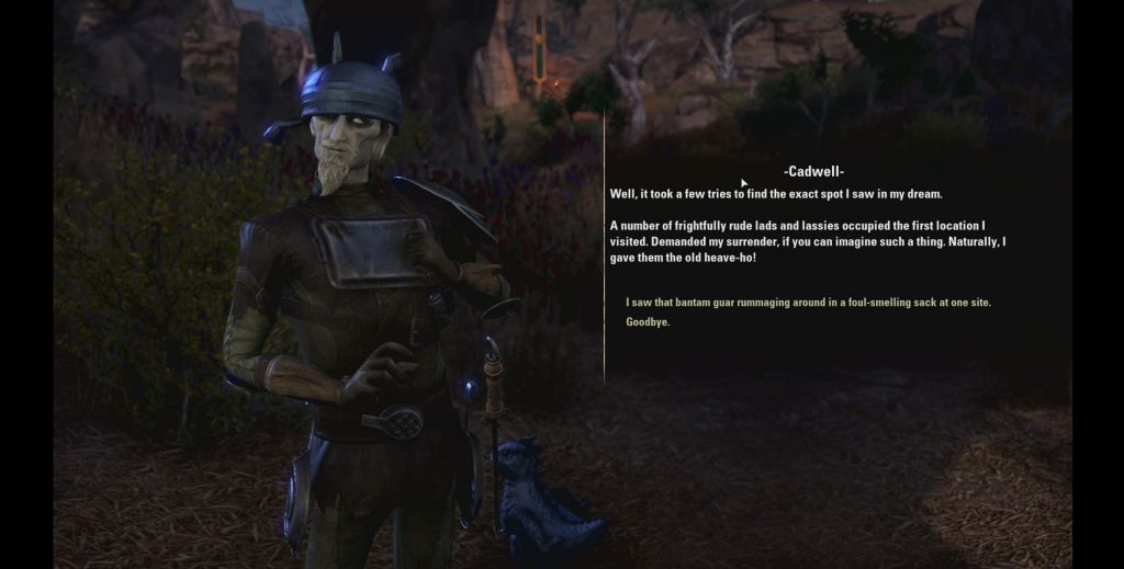 These are the hidden highlights of the new ESO extension Elsweyr