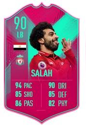 Salah - Linksverteidiger (90)