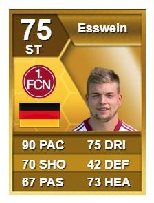 Esswein (75) - FIFA 13