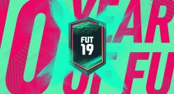 fifa 19 fut birthday