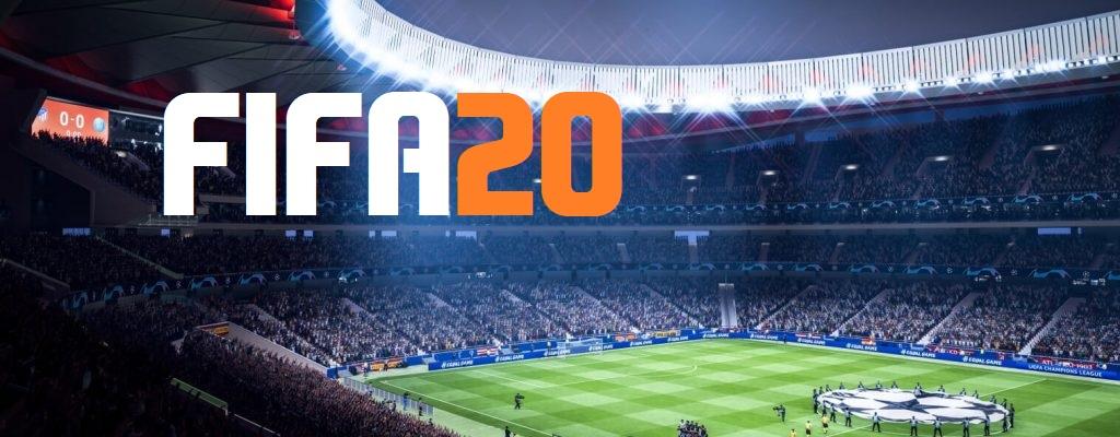 Amazon listet FIFA 20 für Nintendo Switch, nennt sogar Release-Datum