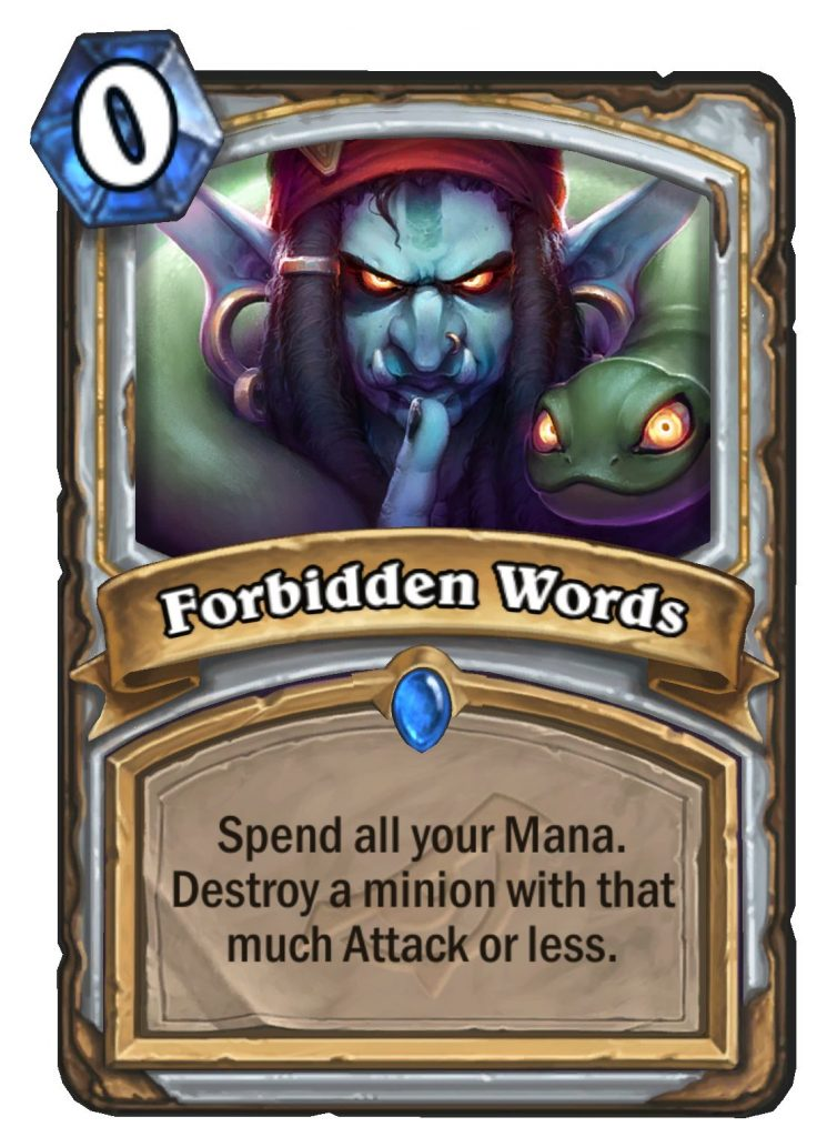 hearthstone-forbidden-words