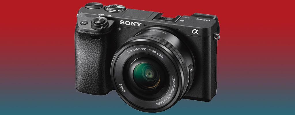 Sony Alpha 6300 zum teuflisch guten Preis von 666 Euro