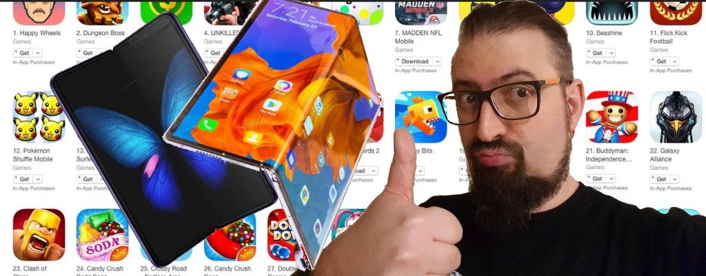 Darum werden Falt-Phones MMO-Gaming im Westen bald revolutionieren
