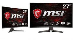 MSI Optix Gaming Monitor bei OTTO.de im Angebot