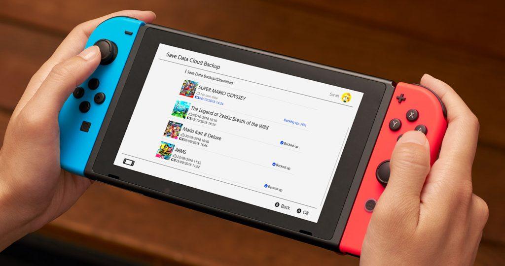 Dank Nintendo Switch Online lassen sich Spielstände in der Cloud speichern.
