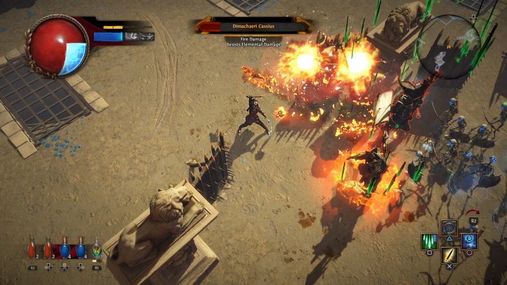 path of exile ps4 1