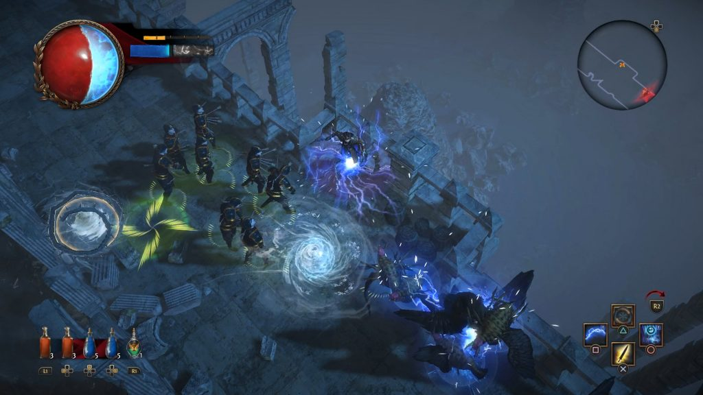 path of exile ps4 3