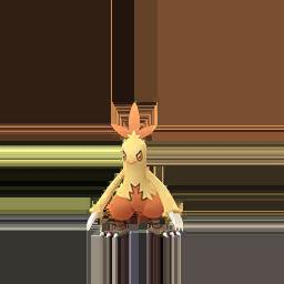 Jungglut Pokemon GO