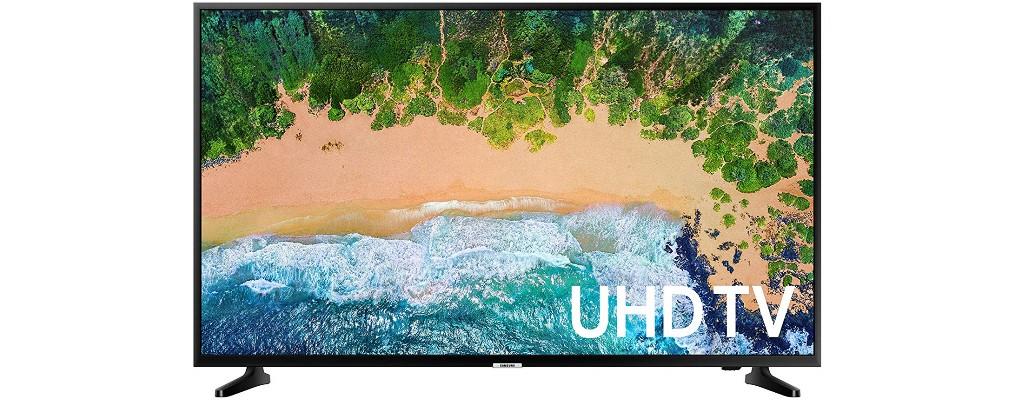 UHD-Fernseher von Samsung bei Amazon stark reduziert