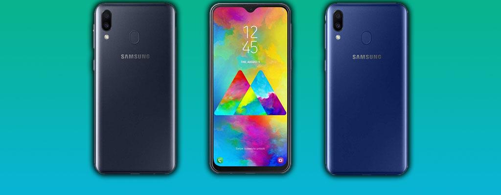 Samsung Galaxy M20 –  Exklusiv bei Amazon, nur an drei Tagen erhältlich
