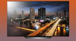 LG OLED55B8LLA OLED TV im Saturn Prospekt