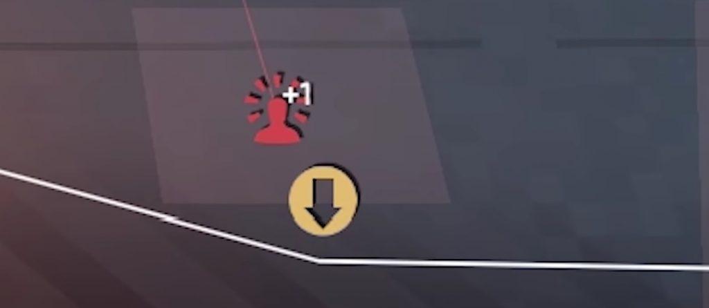 untergrund-symbol division