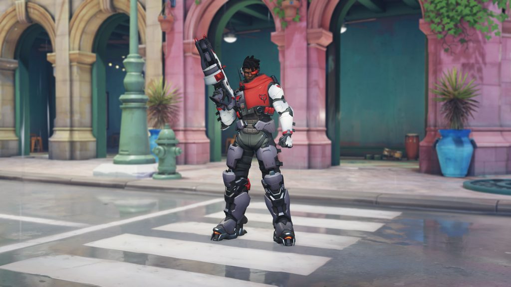 Overwatch Archives Baptiste Skin