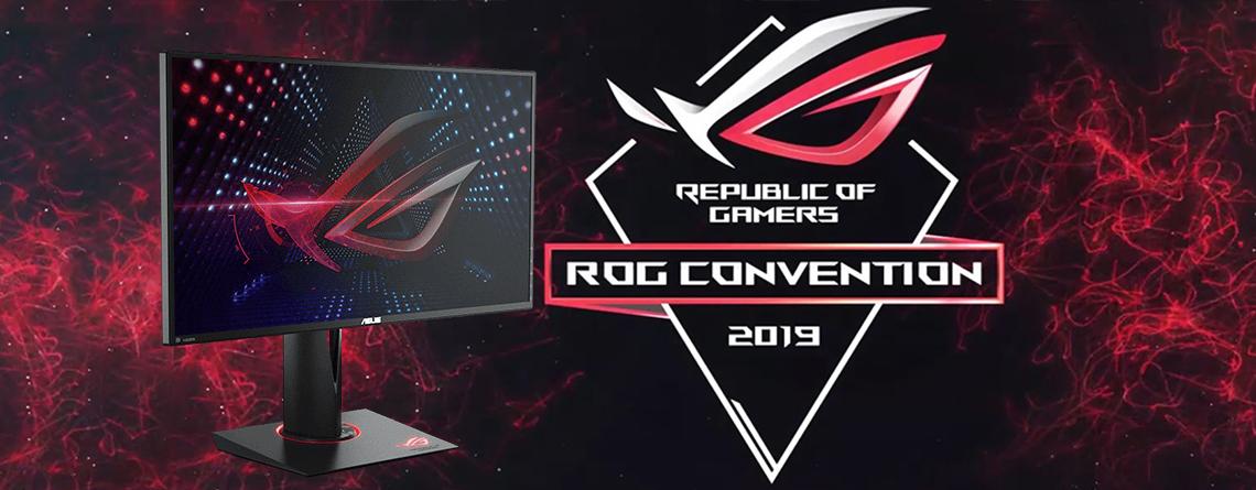 Warum mehr als 60 FPS sinnvoll sind, erfahrt Ihr bei uns im Livestream auf der ROG Convention 2019