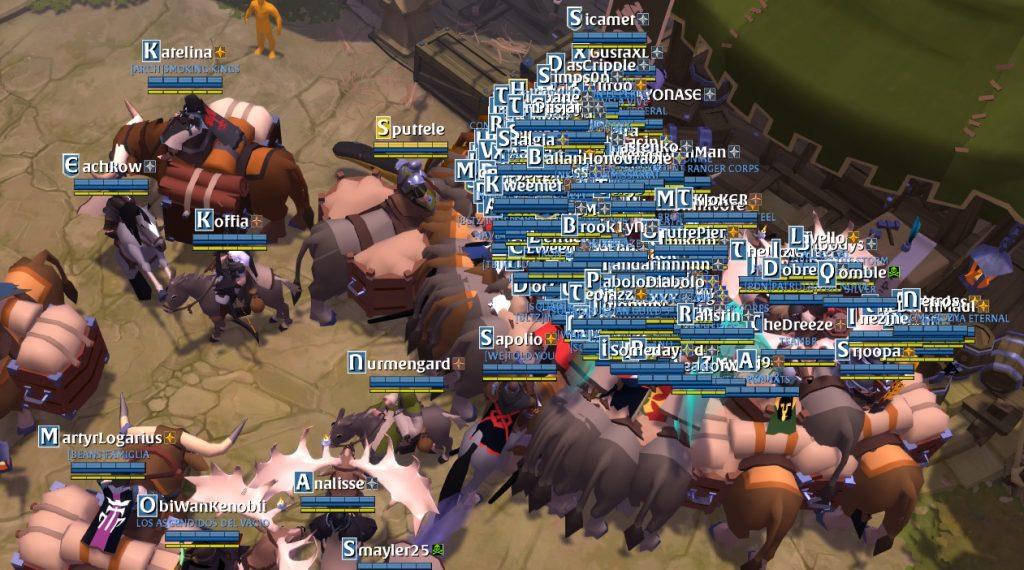 Albion Online Spieler