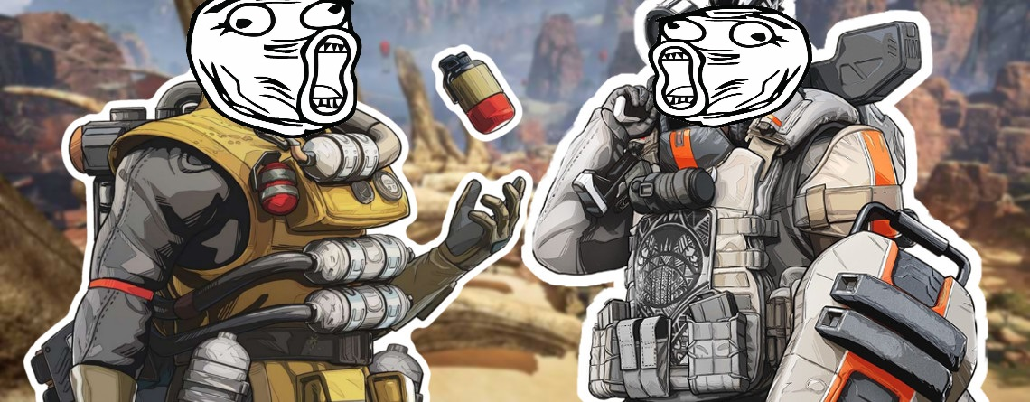 Apex Legends: Patch sollte 2 Helden helfen, doch jetzt ist alles schlimmer