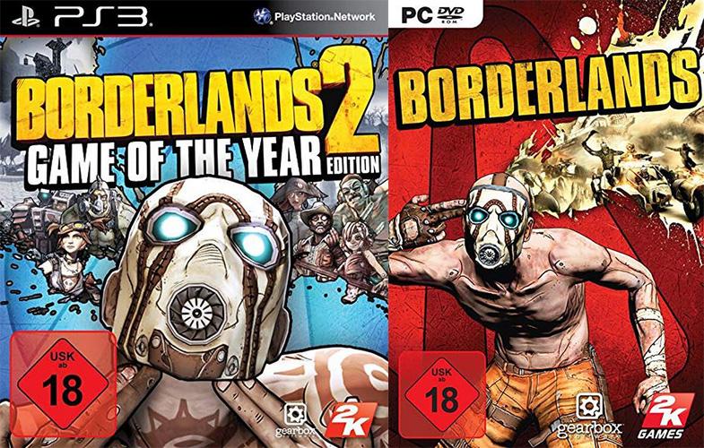 Borderlands 2 Kopfschuss