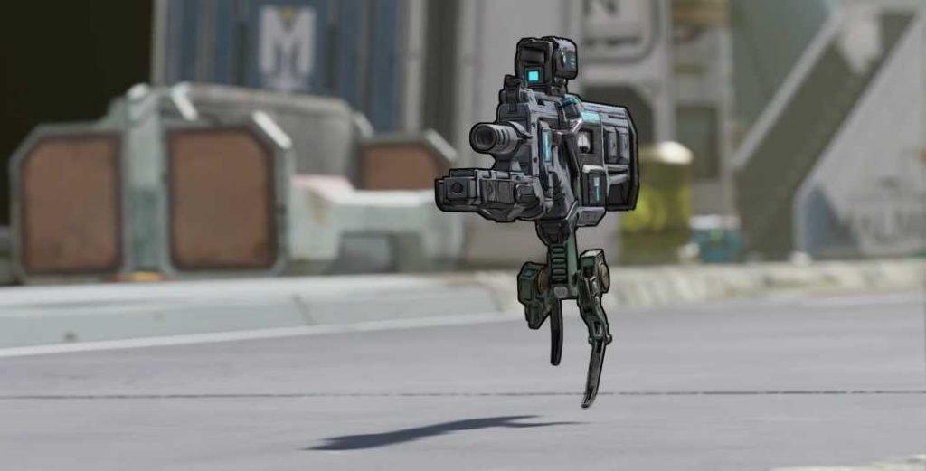 Borderlands 3 Guns with Legs