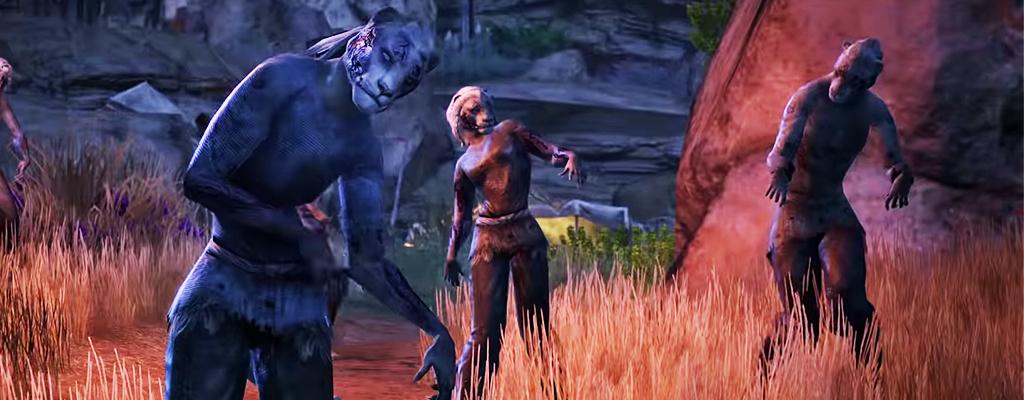 Neuer Trailer zeigt: In The Elder Scrolls Online gibt's bald Katzen-Zombies