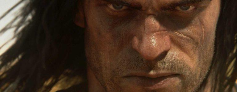 Conan Gesicht Titel