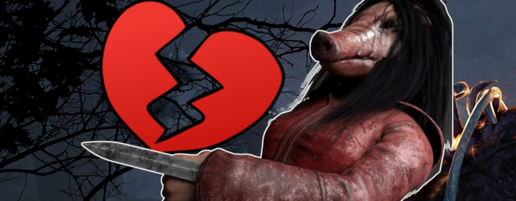 Dead by Daylight Amanda Heartbreak the pig title 1140x445