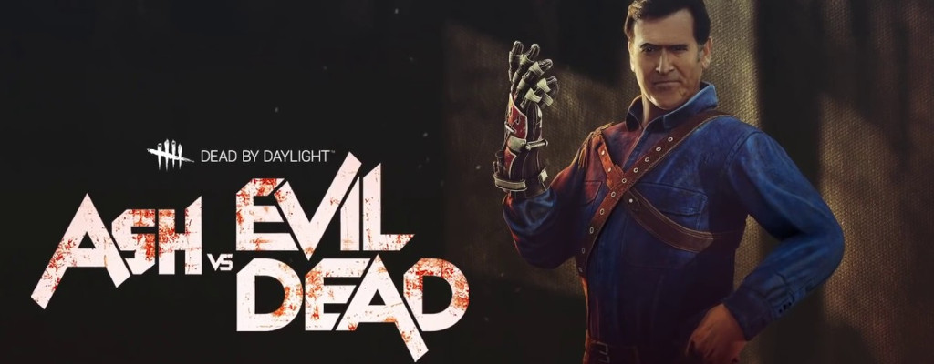 Dead by Daylight bekommt Ash Williams aus The Evil Dead