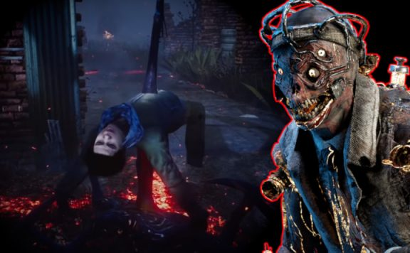 Dead by Daylight Doc Jake getting killed kek title 1140x445