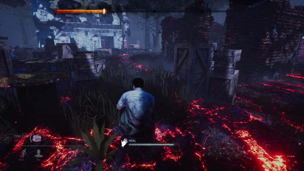 Dead by Daylight Endgame Collapse 1