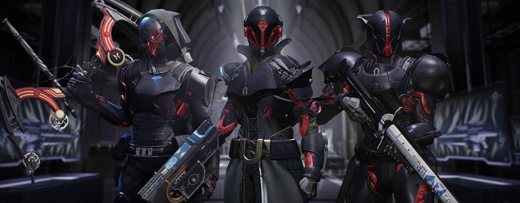 Destiny 2 Black Armory gear 1