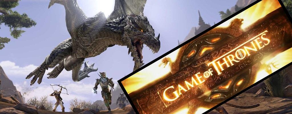 Darum ist ESO das ideale MMORPG für Fans von Game of Thrones