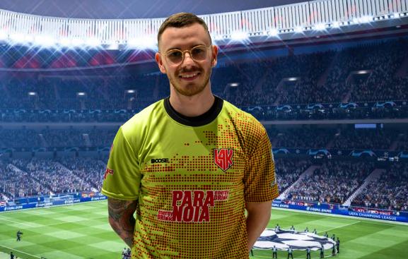 FIFA 19 Pro Marcel Donchap28 Deutscher