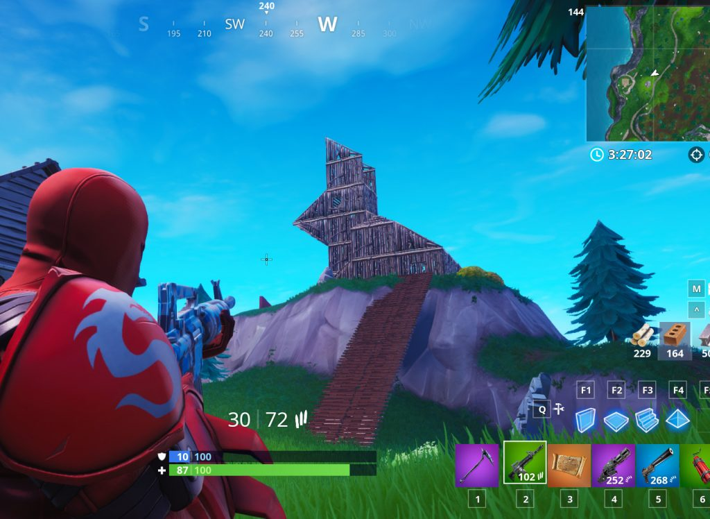 Fortnite Hase Fundort Map