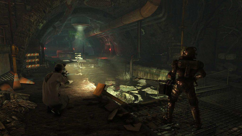Fallout 76 DIe Höhlen Dungeon mit 2 Spielern