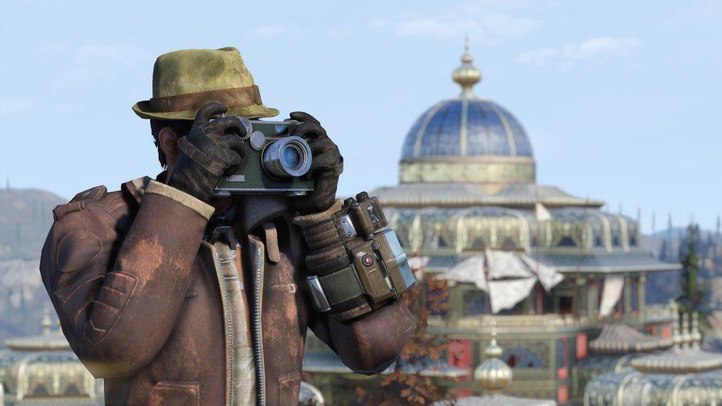 Fallout 76 ProSnap Deluxe Kamera