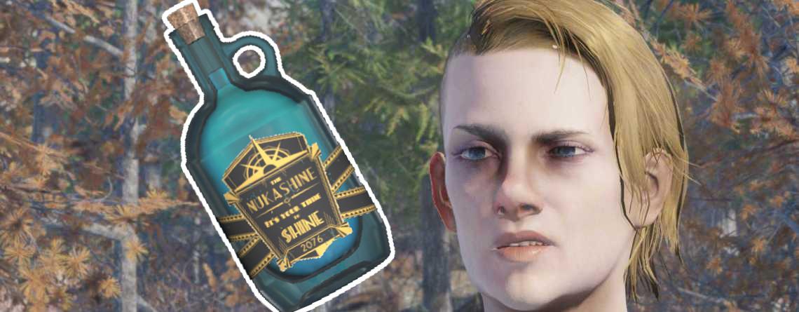 Darum laufen gerade dutzende Spieler nackt und verkatert durch Fallout 76