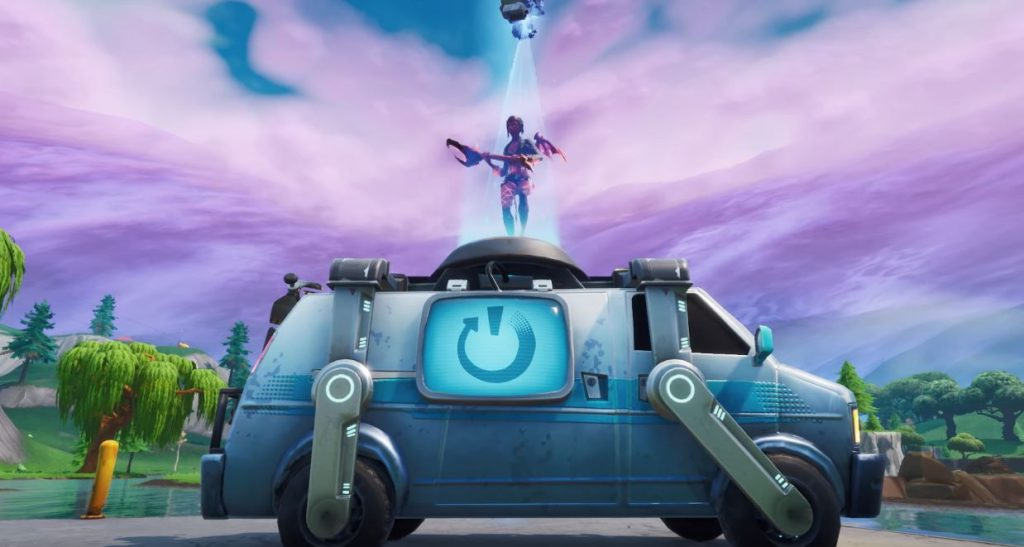 Fortnite Reboot Van Respawn