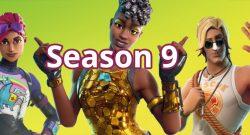 Fortnite Season 9 Titel